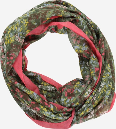 ESPRIT Loop scarf in khaki / pink / white, Item view