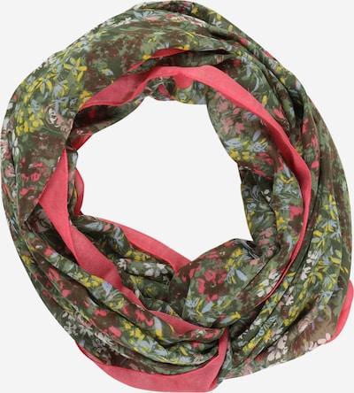ESPRIT Bragas para cuello en caqui / rosa / blanco, Vista del producto