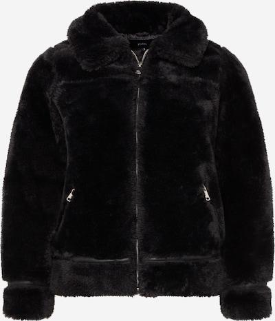 Zizzi Tussenjas 'Minika' in de kleur Zwart, Productweergave