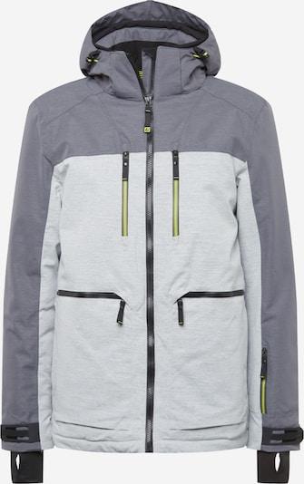 KILLTEC Veste outdoor en gris / gris clair, Vue avec produit