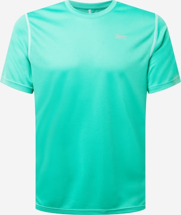 Reebok Sport Funktionsshirt in Blau
