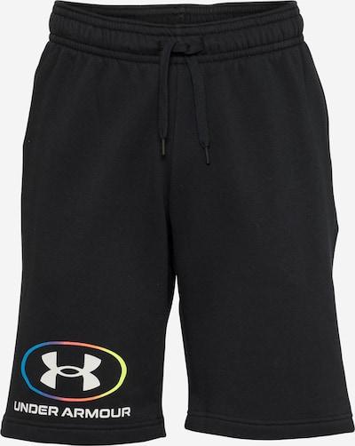 UNDER ARMOUR Pantalón deportivo en azul / amarillo / rosa / negro / blanco, Vista del producto