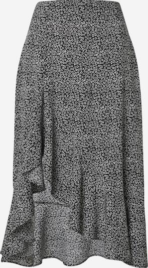 24COLOURS Suknja u crna / bijela, Pregled proizvoda