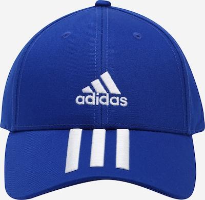 kék / fehér ADIDAS PERFORMANCE Sport sapkák, Termék nézet