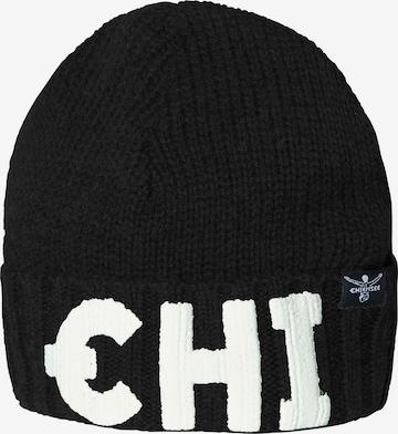CHIEMSEE Athletic Hat 'Vesuv' in Black