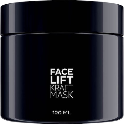 Ebenholz Skincare Mask 'Facelift Kraft' in White, Item view