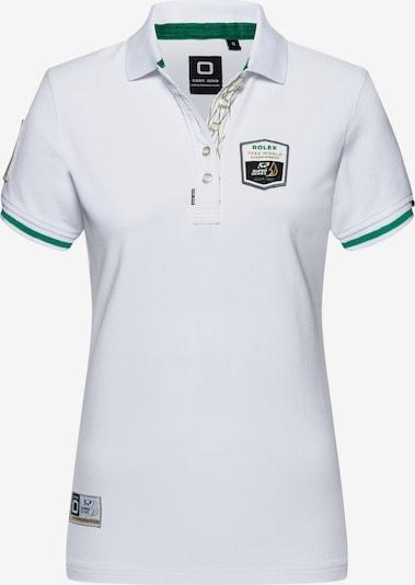 CODE-ZERO Shirt 'ROLEX' in White, Item view