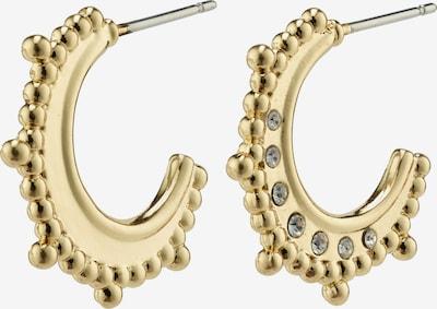 Pilgrim Pendientes en oro / blanco, Vista del producto