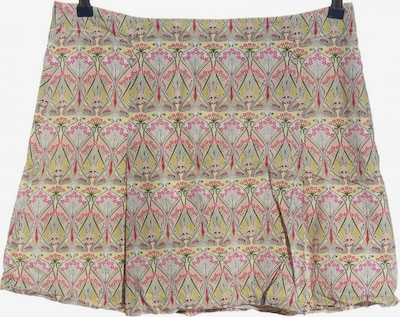 Marc O'Polo Skirt in M in Pastel yellow / Khaki / Red, Item view
