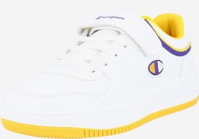 Champion Authentic Athletic Apparel Trampki 'REBOUND' w kolorze żółty / białym, Podgląd produktu