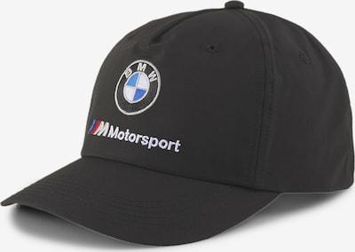 PUMA BMW M Motorsport Heritage Cap in schwarz, Produktansicht