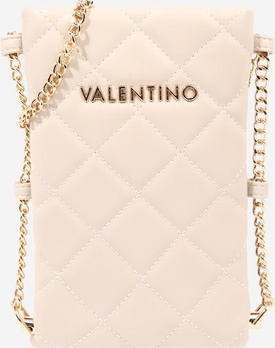 Valentino Bags Protection pour smartphone 'Ocarina' en crème, Vue avec produit