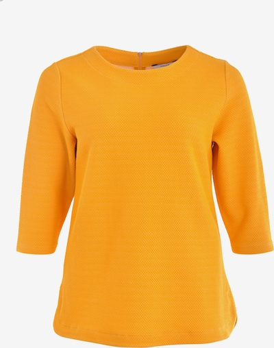 Navigazione Sweatshirt in safran, Produktansicht