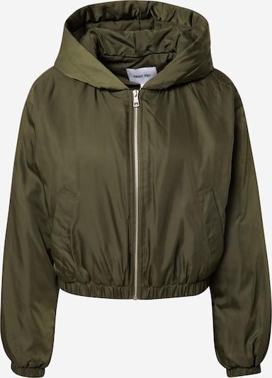 ABOUT YOU Prijelazna jakna 'Leyla' u tamno zelena, Pregled proizvoda