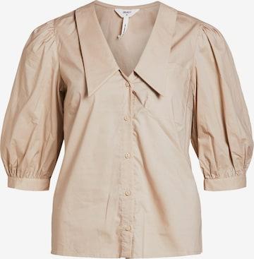 OBJECT Bluse 'Calista' in Grau