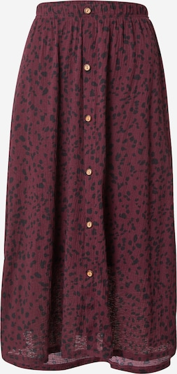 ONLY Skirt 'PELLA' in Wine red / Black, Item view