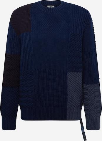 DIESEL Pullover 'CONCORD' in Blau