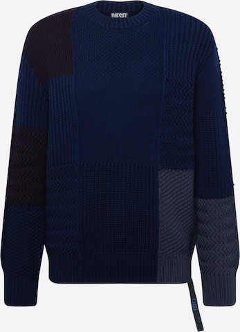DIESEL Sweater 'CONCORD' in Blue