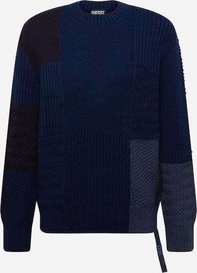 DIESEL Pullover 'CONCORD' i røgblå / mørkeblå, Produktvisning