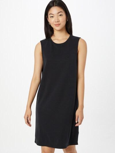mbym Kleid 'Tuana' in schwarz, Modelansicht