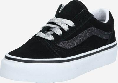 VANS Tenisky 'UY Old Skool' - čierna / strieborná, Produkt