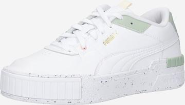 PUMA Αθλητικό παπούτσι 'Cali Sport Soft WNs' σε λευκό
