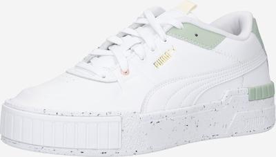 PUMA Chaussure de sport 'Cali Sport Soft WNs' en blanc, Vue avec produit