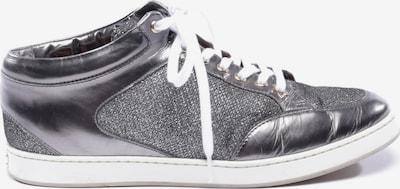 JIMMY CHOO Sneaker in 38,5 in grau / silber, Produktansicht