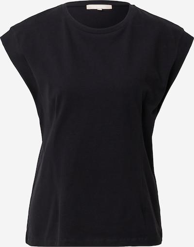 Tricou 'Winona' Soft Rebels pe negru, Vizualizare produs