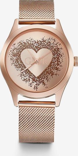 Guido Maria Kretschmer Jewellery Uhr in rosa, Produktansicht