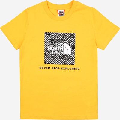 Maglietta 'SUMMIT' THE NORTH FACE di colore giallo oro, Visualizzazione prodotti