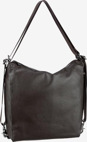 MANDARINA DUCK Handtasche ' Mellow Leather Hobo Backpack FZT72 ' in Braun