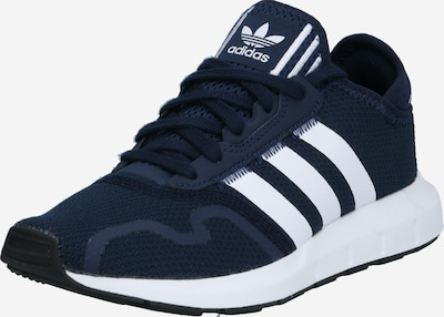 ADIDAS ORIGINALS Sneakers 'SWIFT RUN X J' in de kleur Navy / Wit, Productweergave