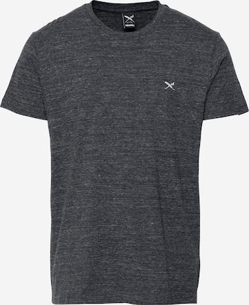 Iriedaily T-Shirt 'Chamisso' in Grau