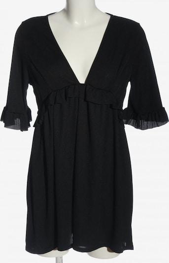 Boohoo Longshirt in L in schwarz, Produktansicht