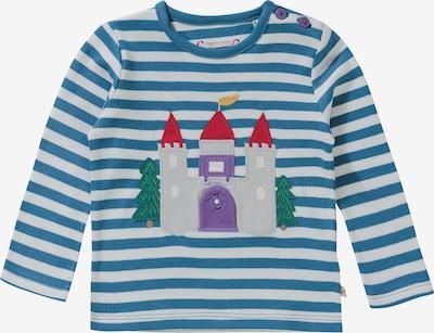frugi Shirt in blau, Produktansicht