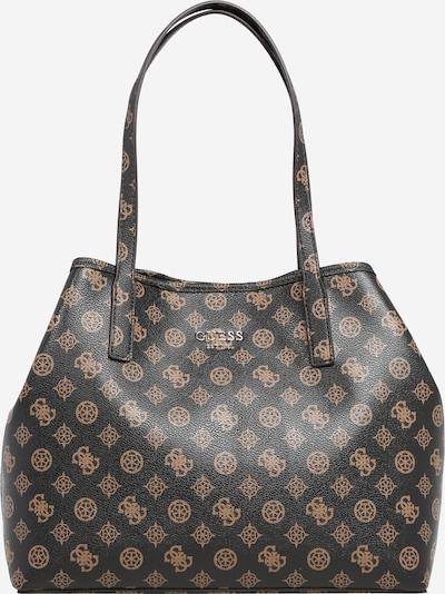 Shopper 'Vikky' GUESS di colore marrone chiaro / marrone scuro, Visualizzazione prodotti