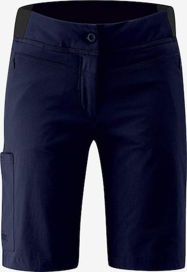 Maier Sports Shorts 'Lulaka' in dunkelblau, Produktansicht