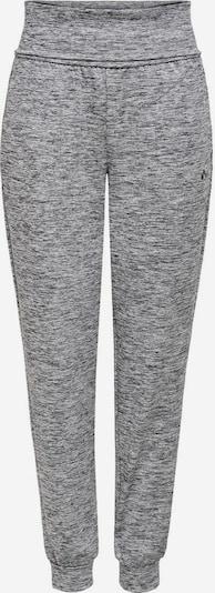 ONLY PLAY Pantalon de sport en gris chiné, Vue avec produit