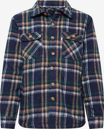 COLOURS & SONS Between-Season Jacket in Green