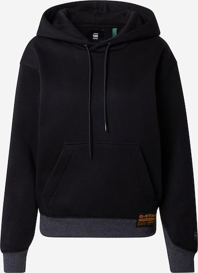 G-Star RAW Sweatshirt i sort, Produktvisning