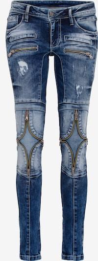 CIPO & BAXX Jeanshose in blau, Produktansicht