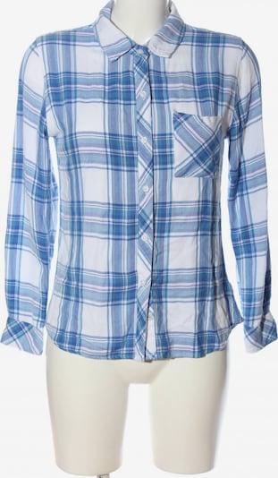 Rails Holzfällerhemd in S in blau / türkis / weiß, Produktansicht