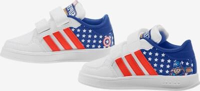 ADIDAS PERFORMANCE Sneaker in blau / rot / weiß, Produktansicht