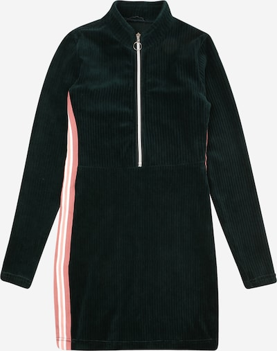 LEMON BERET Kleid in tanne / pink / weiß, Produktansicht