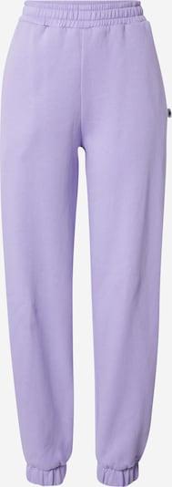 Pantaloni Urban Classics pe mov liliachiu, Vizualizare produs