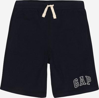 GAP Spodnie w kolorze niebieska noc / białym, Podgląd produktu