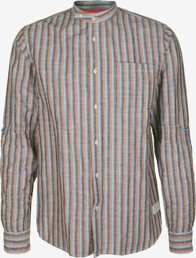 SCOTCH & SODA Leinenhemd mit Streifenmuster in mischfarben, Produktansicht