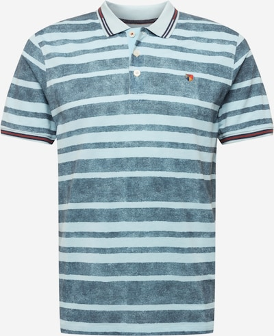 JACK & JONES Polo 'JPRBLUWIN' in blau, Produktansicht