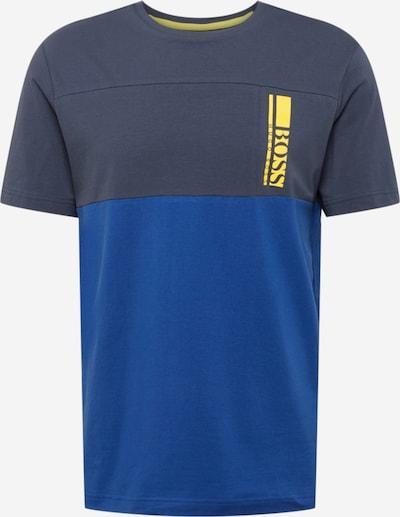 BOSS ATHLEISURE Majica   modra / mornarska barva, Prikaz izdelka